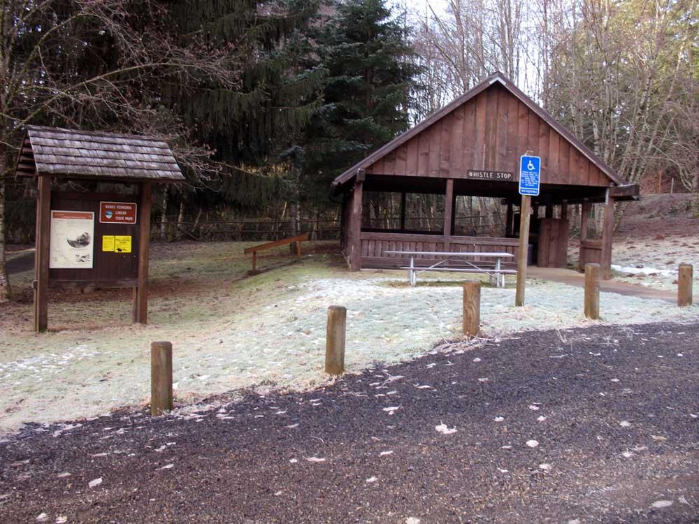 02 buxton to stub stewart forest hiker for Stub stewart cabins