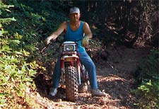Ray jardine trail life